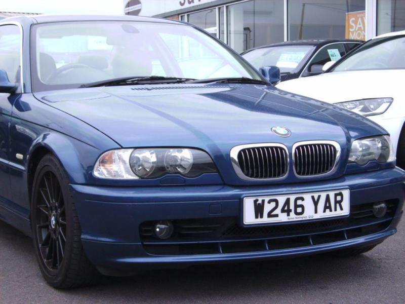 2000 BMW 3 Series 328 ci 2 door Coupe