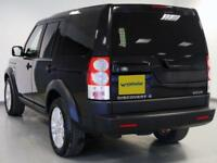 2013 Land Rover Discovery Commercial Sd V6 [255] Auto Diesel black Automatic