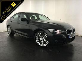 2014 BMW 320D XDRIVE M SPORT DIESEL 1 OWNER BMW SERVICE HISTORY FINANCE PX