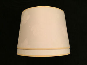 Very Attractive Neutral Decor Lamp Shades - Never Used