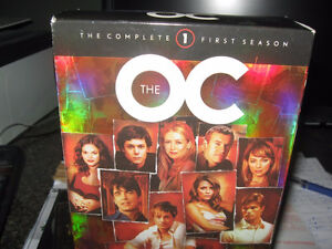 The OC First Season DVD Set