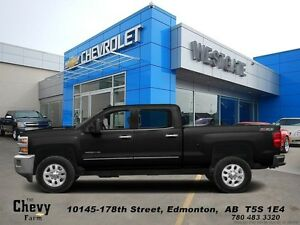 2015 Chevrolet Silverado 2500HD LTZ   4WD - Camera - Heated Stee