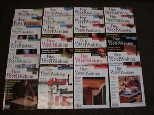 WOODWORKING MAGAZINES: FINE WOODWORKING