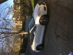 2011 Mitsubishi ECLIPSE SPYDER- GTP White - North Vancouver