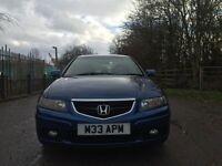 Honda Accord exucative auto+3 month warranty+1 year mot