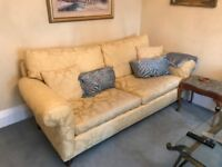 Duresta 4 Seater Large Sofa Settee