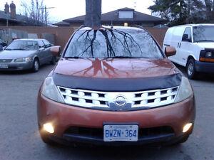 2003 Nissan Murano SUV, Crossover LOW KILOMETERS
