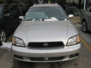 2004 Subaru Legacy, Auto, liw km, very clean