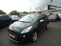 PEUGEOT 3008 1.6 e-HDi 115 Allure 5 DOOR AUTOMATIC ONLY 42K MILES FULL SERVICE