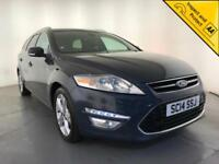 2014 FORD MONDEO TITANIUM X BUSINESS EDITION TDCI ESTATE 1 OWNER SERVICE HISTORY