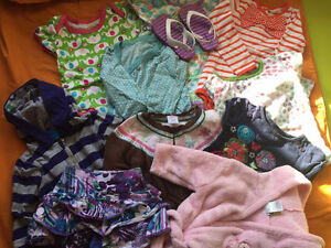 BABY Girl CLOTHES MIXED LOT 6m - 2T