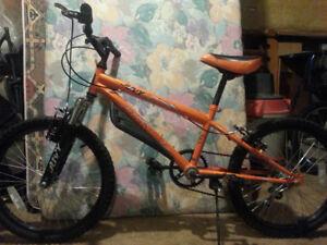 "Bicycle, Kids Mountain Bike 20"" Tires"