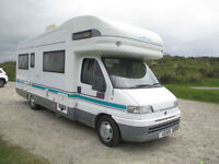 CAMPER HIRE IN DEVON & CORNWALL