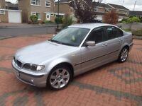 2001 318i se BMW