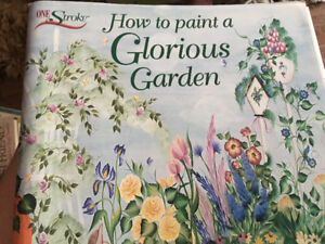 Decorative Painting Book and Magazines