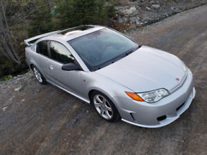 2004 Saturn ion redline