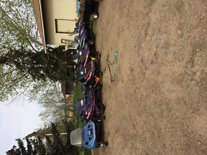 Sleds for sale or trades