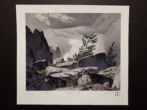 "A. J. Casson ""Superior Country"" Limited Edition set"