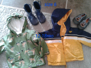 clothing & boots