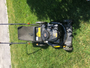 Nearly New Lawn Mower- 1 year old!