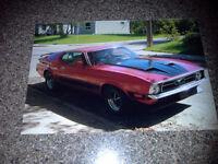 1972 mustang fastback