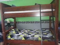 Loft / Bunk Bed with Desk