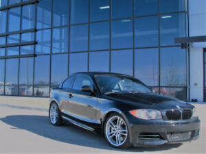 2009 BMW 1-Series 135i Coupe, M Package, Winter Tires/Rims!!!