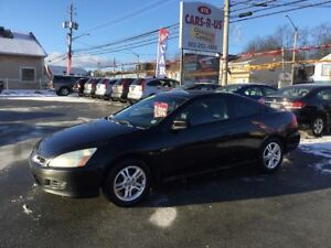 2006 Honda Accord EX 2dr  NO TAX SALE!! month of December only!