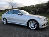** NOW SOLD** 2009 Mercedes-Benz C220 CDI **AMG SPORT**AUTO**