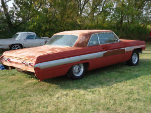 1962  OLDSMOBILE  STARFIRE ( POSSIBLE TRADE) see below