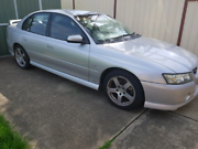 2006 Vz Holden Commodore Sv8 6L Penrith Penrith Area Preview
