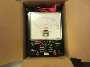 Antique EICO Electrical Multimeter  - ICS Model - Mint