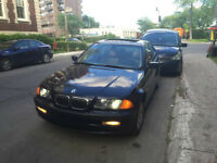 2001 BMW 3-Series Berline