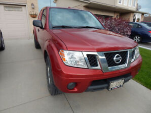 2016 Nissan Frontier for sale