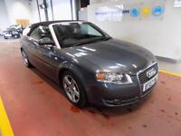 Audi A4 Cabriolet 2.0TD 2007MY Sport