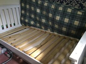 Dual bed single to double