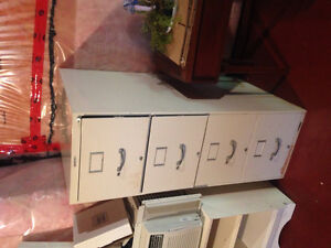 Filing cabinet 4-drawer $50