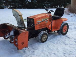 kubota diesel snowblower,mower