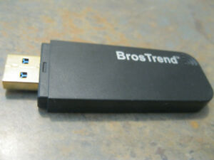 BrosTrend AC1 1200Mbps USB 3.0 WiFi Adapter
