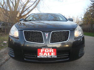 2009 Pontiac Vibe Hatchback Only 150 kms Loaded 5995