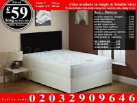 King and Double Bedding at Best PRICE base and frame Roopville