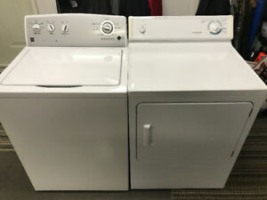 Kenmore Washer & Moffat Dryer