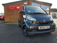 2008 Smart fortwo 1.0 ( 61bhp ) Pure PETROL PX WELCOME