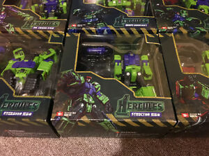 Transformers TFC Third Party Hercules / Devastator Complete Set Cambridge Kitchener Area image 7