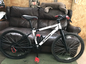 BTWIN 300 Rockrider Kids Bike MTB FRAME 24 inch wheels