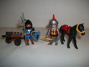 Playmobil : Chevaliers (modèle no. 5972)