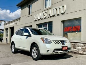 2008 Nissan Rogue AWD 4dr