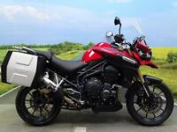 Triumph Tiger Explorer 1200 **LOW MILEAGE NICE SPEC! FSH**