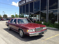 1988 Mercury Grand Marquis Sedan,EXCELLENT CONDITION,CERTIFIED