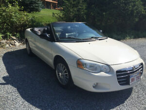 Chrysler Sebring Touring Edition Convertible